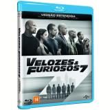 Velozes e Furiosos 7 (Blu-Ray) - Vários (veja lista completa)