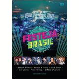 Festeja Brasil (DVD) - Varios Interpretes