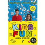 Kids Fun - Luiz Phellipee Rafaella Baltar