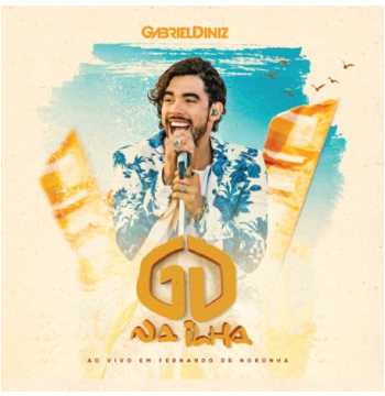 Gabriel Diniz  - GD na Ilha (CD)