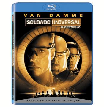 Soldado Universal - O Retorno (Blu-Ray)