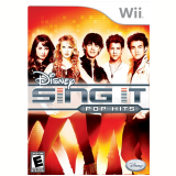 Disney Sing It: Pop Hits (Wii) -