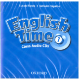 English Time 1 Class (2 Cds) - Second Edition -