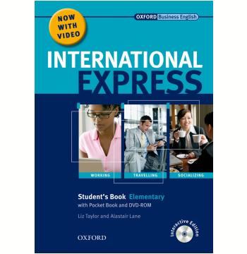 International Express Elementary Interac Student Book With Pocket Book Multirom