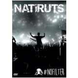 Natiruts - #Nofilter (Ao Vivo)  (DVD) - Natiruts