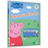 Peppa Pig - Excursão Escolar (DVD) - Mark Baker, Neville Astley