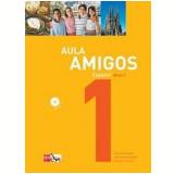 Aula Amigos 1 (Alumno) - Ensino Fundamental II - Clara Miki Kondo, Juan Antonio AyllÓn, Teresa Chicharro