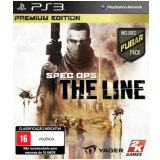 Spec Ops: The Line (PS3) -
