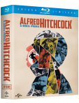 Coleção Alfred Hitchcock - The Masterpiece Collection (Blu-Ray)