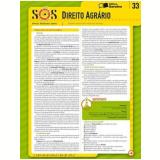Sos - Direito Agrario (vol.33) - Victor Frederico Kumpel