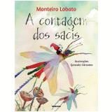 A Contagem Dos Sacis - Monteiro Lobato