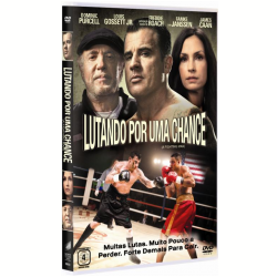 DVD - Lutando Por Uma Chance - Famke Janssen, Dominic Purcell, James Caan - 7892770035497