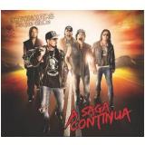 Detonautas - A Saga Continua (CD) - Detonautas