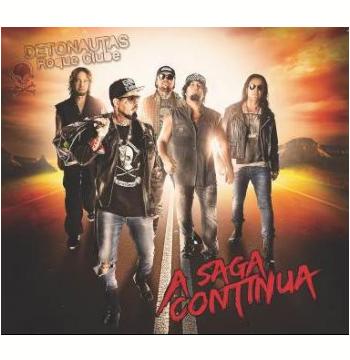Detonautas - A Saga Continua (CD)