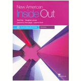 New American Inside Out Elementary - Sb C/ Cd-rom - Peter Maggs