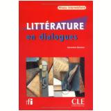 Litterature En Dialogues + CD Audio - Niveau Intermediaire - J. Baraona