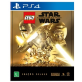 Lego Star Wars - O Despertar da For�a - Edi��o Deluxe (PS4) -