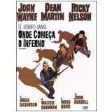 Onde Começa o Inferno (DVD) - Howard Hawks  (Diretor)