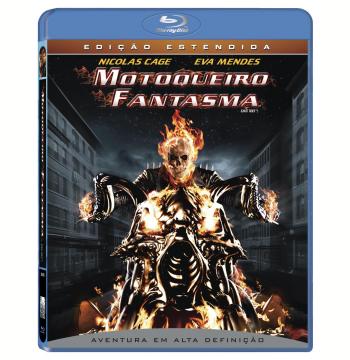 Motoqueiro Fantasma - Edição Estendida (Blu-Ray)