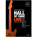Rock and Roll - Hall of Fame Live - Volume 1 (DVD) - Vários