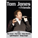 Tom Jones and Friends (DVD) - V�rios (veja lista completa)