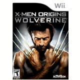 X-Men Origins: Wolverine (Wii) -