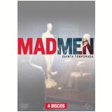 Mad Men - 5ª Temporada (DVD) - Jon Hamm, Elisabeth Moss, Vincent Kartheiser