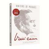 Vinícius de Moraes - Edição Definitiva (DVD) - Vários (veja lista completa)