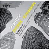Osesp - Quintetos - Dvorák E Schumann (CD) - Osesp