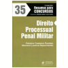 Resumos Para Concursos, Vol. 35 - Direito Processual Penal Militar