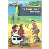Swiss Family Robinson Cd Included Level 1 - Second Edition -