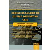 Código Brasileiro de Justiça Desportiva  - Paulo Cesar Gradela Filho