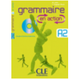 Grammaire En Action  A2 + CD Audio - Cle International