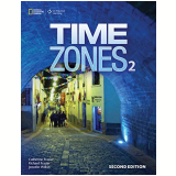 Time Zones 2 - 2nd - Student Book + Online Workbook - Richard Frazier, Catherine Frazier, Jennifer Wilkin