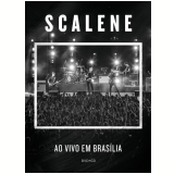 Scalene Ao Vivo Em Brasília (cd) + (DVD) - Scalene