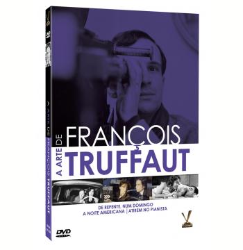 A Arte de François Truffaut (DVD)