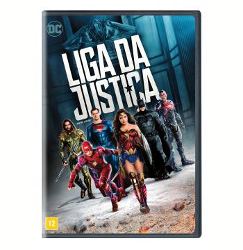 Liga da Justiça (DVD)
