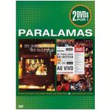 Os Paralamas do Sucesso - Acústico MTV + Uns Dias ao Vivo (DVD) - Os Paralamas do Sucesso