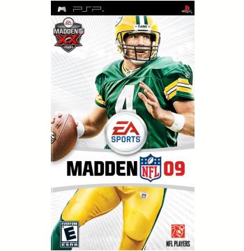 Madden NFL 09 (PSP)