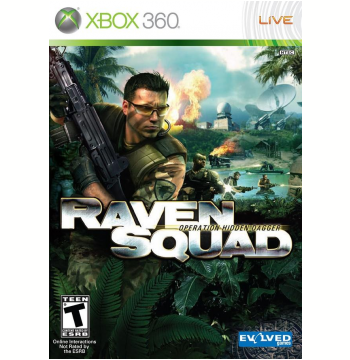 Raven Squad: Operation Hidden Dagger (X360)