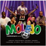 Molejo - 25 Anos #obaileesemparar (Ao Vivo) (CD) - Molejo