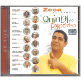 Zeca Pagodinho - O Quintal Do Pagodinho Ao Vivo (CD) - Zeca Pagodinho