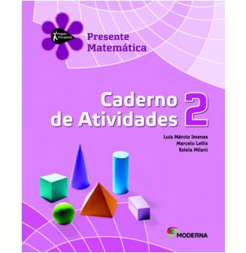 Matemática - 2º Ano - 4ª Edição - Caderno De Exercícios