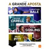 A Grande Aposta (DVD) - Steve Carell, Christian Bale