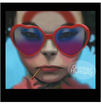 Gorillaz - Humanz (CD)