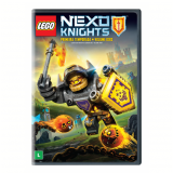 Lego Nexo Knights - 1ª Temporada (Vol. 2) (DVD) - Brian Drummond, Maryke Hendrikse, Mark Oliver