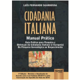 Cidadania Italiana - Luis Fernando Sgarbossa