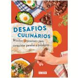 Desafios Culinários - Coordenação Editorial