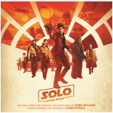John Powell - Solo - A Star Wars Story (CD) - John Powell