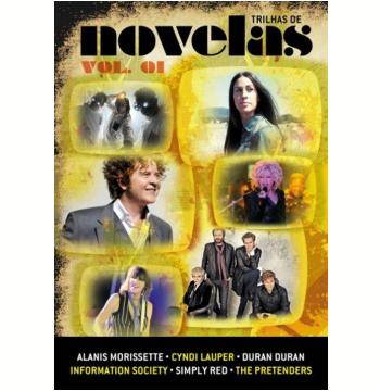 Trilhas de Novelas - Vol. 1 (DVD)